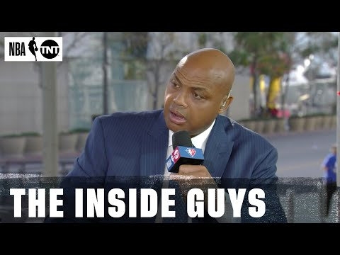 Charles Barkley reacts to Ben Simmons' situation with the Sixers | NBA on TNT