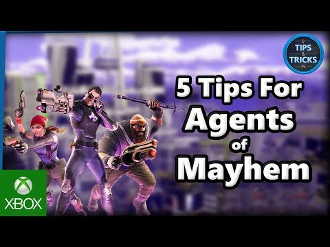 Tips and Tricks - 5 Tips for Agents of Mayhem