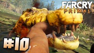 Crocodiles Again!! - Far Cry Primal | Part 10 (PS4) HD