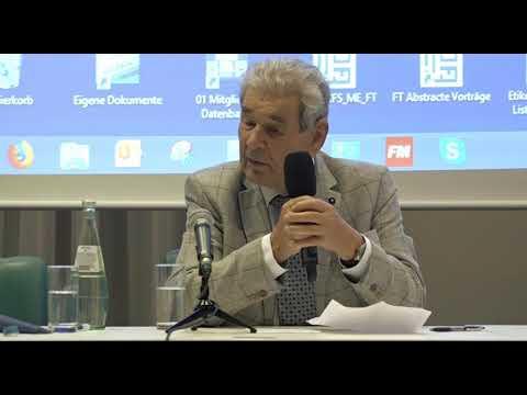 Diskussionsrunde Mit Herr Prof. Huber, Fatigatio Fachtagung 2018