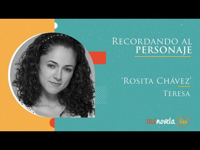 Entrevista a Jessica Segura sobre su personaje en Teresa