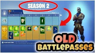Download How To Get Back Old Battle Passes Season 2 Fortnite