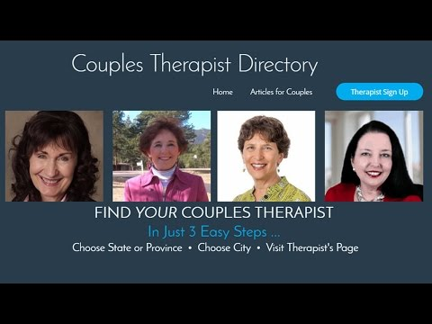 Couples Therapist Directory | Therapists Helping Couples & Families | Find A Therapist Now