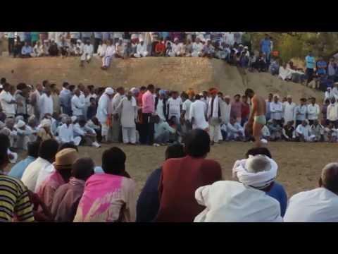 Nehrugarh Holi Dangal  2017