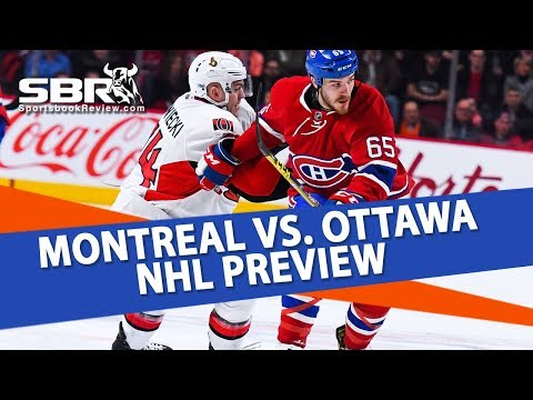 NHL Picks | Montreal Canadiens vs Ottawa Senators Preview | Ice Guys