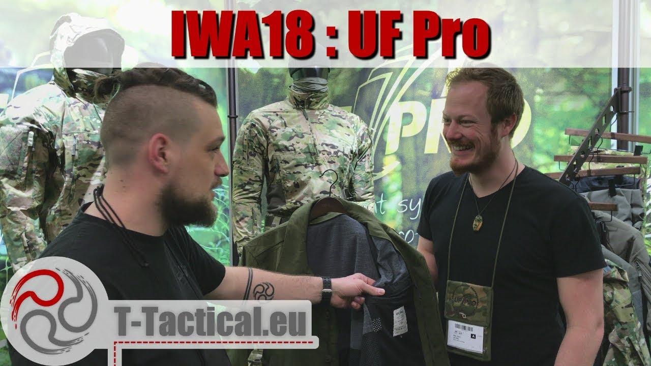 Iwa18 Uf Pro T Tacticaleu Youtube