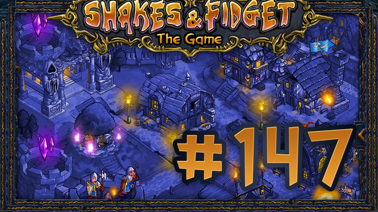 Shakes And Fidget Alle Orte