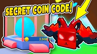 SECRET CODES IN PET RANCH SIMULATOR - Roblox