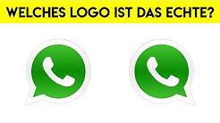 Erkennst du das ECHTE Logo?