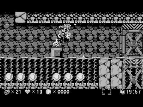 Virtual Boy Longplay [01] Virtual Boy Wario Land (2D)