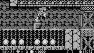 Virtual Boy Longplay [01] Virtual Boy Wario Land (2D)