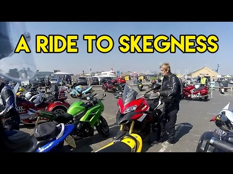 A Ride to Skegness 2017