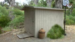 Watch This Video Before Choosing Outdoor Shed Location Wood Damage Prevention