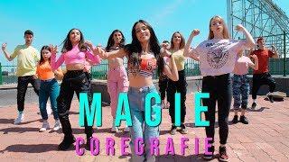 MAGIE (Andra Gogan ft. Pican) - COREGRAFIE