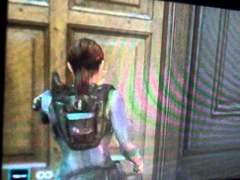 Glitch killing rachel through a door resident evil for Rachel s fairy doors