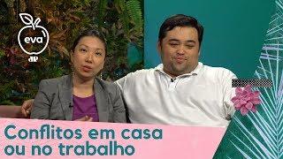 Casal Daikiyo: Como resolver conflitos em casa ou no trabalho