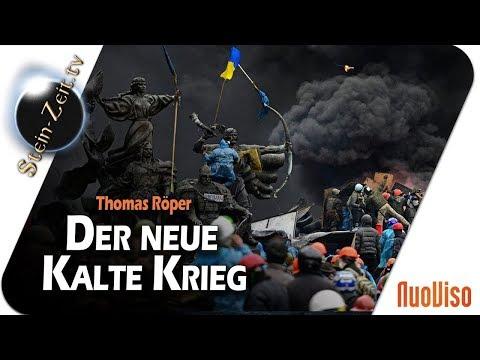 Ukrainekonflikt: Startschuss für neuen Kalten Krieg? - Thomas Röper bei SteinZeit