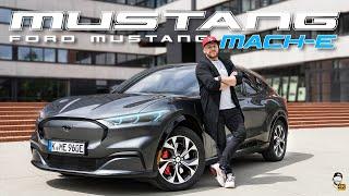 🚙 Elektrický MUSTANG?! Vyzkoušel jsem Ford Mustang Mach-E AWD! [4K]