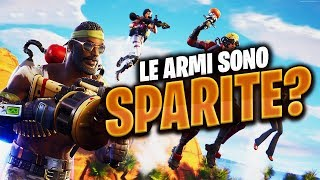 WEAPONS ARE GONE!? REAL VICTORY ON PRIVATE SERVERS! FORTNITE ITA