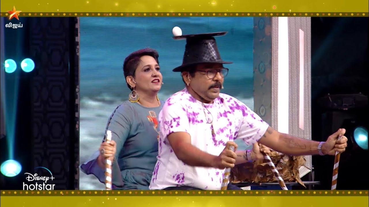 Download Mr & Mrs Chinnathirai Season 3 | 31st July & 1st August 2021 - Promo 1