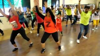 zumba Warm up song