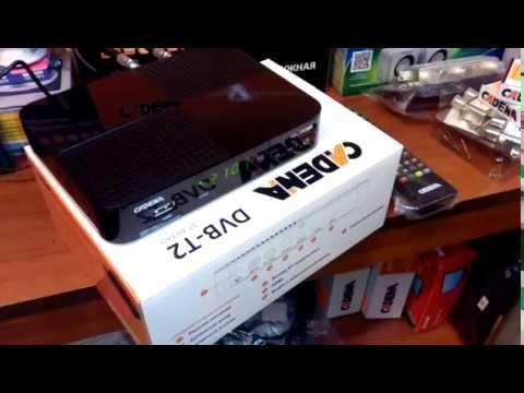 Oriel 120 - обзор DVB-T2 ресивера