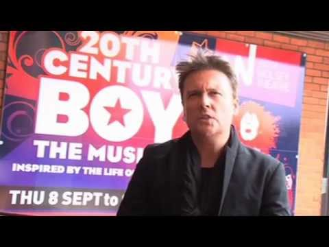 20th Century Boy The Musical  5 minute promo