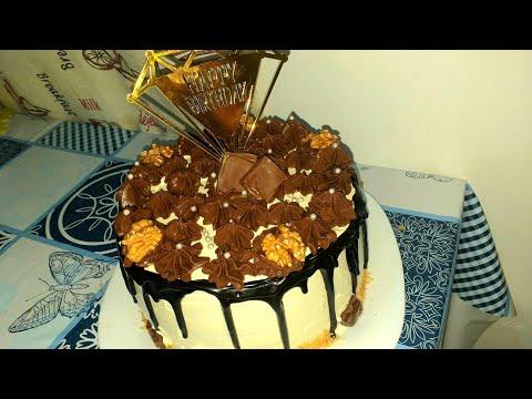 layer-cake-لاير-كايك-عيد-ميلاد-ماريا-مع-انجح-وصفة-جينواز