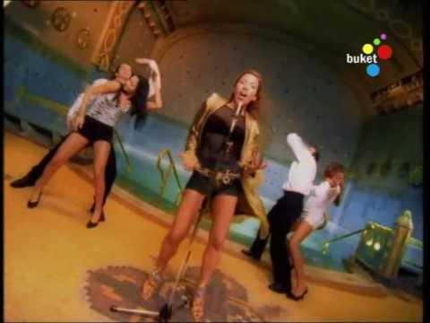 Burcu Güneş - Tılsım (2001) Orjinal Video Klip