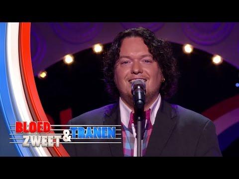 Jason Bouman zingt 'Kleine Jongen' van André Hazes | Bloed, Zweet & Tranen 2013