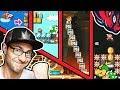 Finishing EVERY Ryukahr Level in ONE Video // Mario Maker