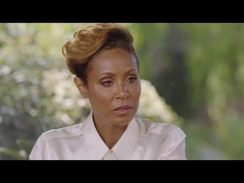 Jada Pinkett Smith Talks Past Sex Addiction