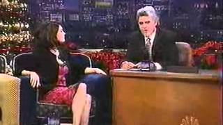 Teri Hatcher on The Tonight Show (1997)