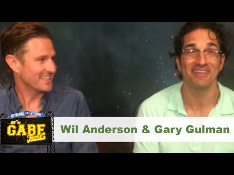 Post Sesh Interview w/ Wil Anderson & Gary Gulman | Getting Doug with High