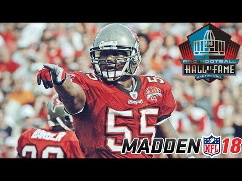 MADDEN 18 ULTIMATE TEAM | LEGEND DERRICK BROOKS BALLING!