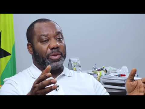 Ghana Delivering Reliable and Affordable Power THERE'S NO DUMSO: Energy Minister Dr. Matthew Prempeh