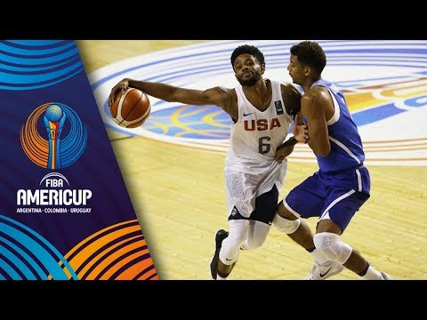 Top 5 Plays from Day 6 of the FIBA AmeriCup 2017 (VIDEO)