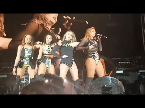 Little mix - No more sad songs (Live Glory days tour in Vienna 2017)HD