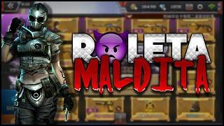CF MOBILE [#14] - 1.206K DE DIMAS E 300K DE GOLD   ROLETA MALDITA #1