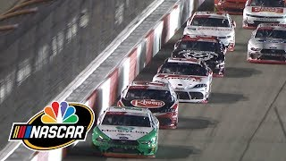 NASCAR Xfinity Series Go Bowling 250 | EXTENDED HIGHLIGHTS | 9/21/19 | Motorsports on NBC