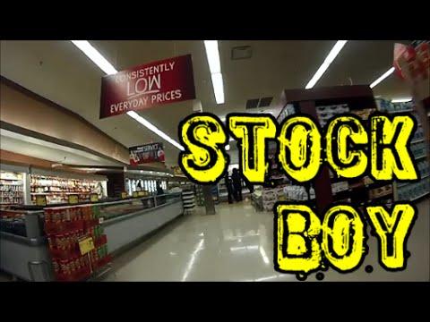 My First Job | Grocery Stock Boy