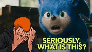 Sonic The Hedgehog Movie Trailer: My Thoughts