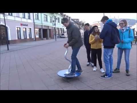 Trip to Slovakia/ Eine Reise nach Slowakei- ERASMUS+