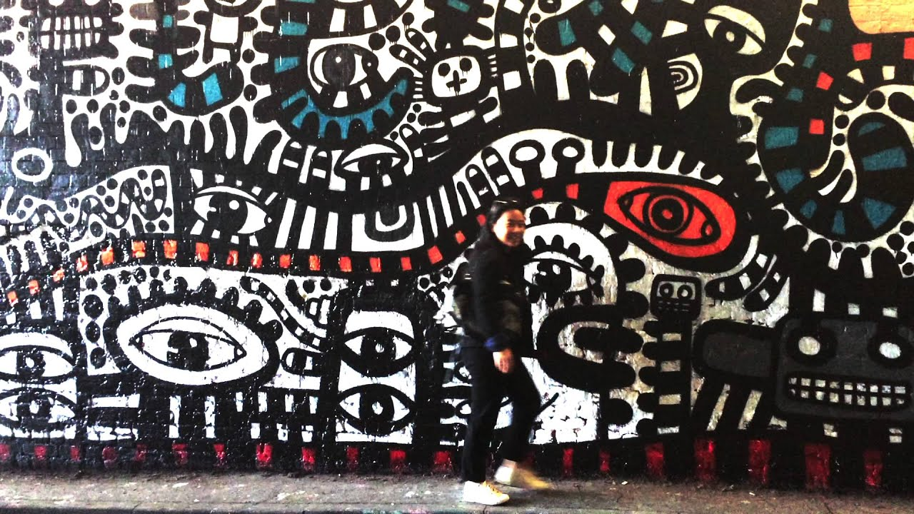 The Tunnel London S Hidden Graffiti Spot Leake Street London