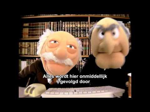 Balkon muppet show vom die zwei Balkon