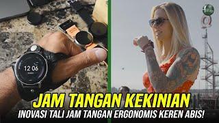 Keren Abis! Tali Jam Tangan Ergonomis Kekinian Bakal Jadi Trend Di Indonesia!