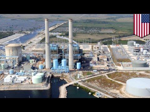 Pembangkit listrik tenaga nuklir Miami bocor, mengeluarkan bahan radioaktif - TomoNews