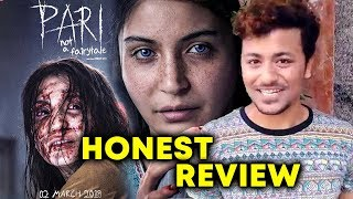 PARI HONEST REVIEW | Anushka Sharma | Parambrata Chatterjee | 3/5 Stars