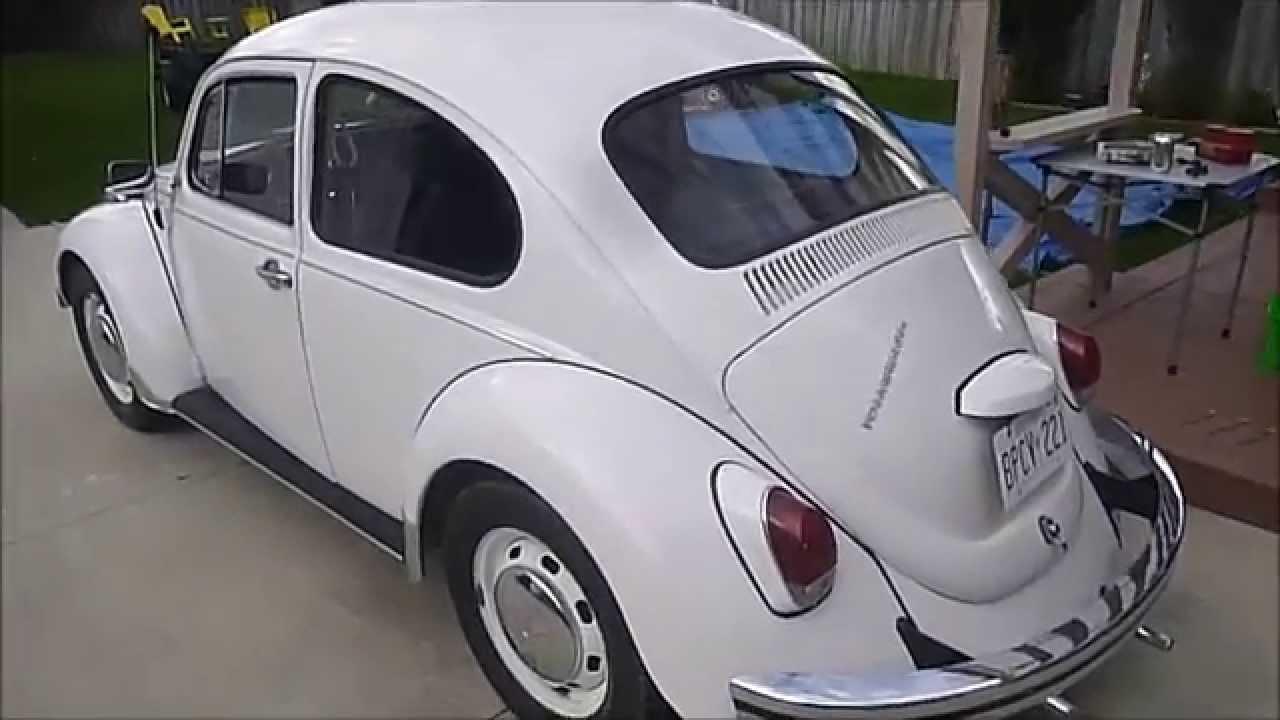 Troy's 1968 Volkswagen Beetle - YouTube