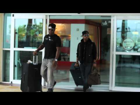 Shal Marshall - Trouble Official Music Video Soca 2k12